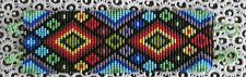 NEW~Southwestern Hand Woven Glass Seed Bead Bracelet~Item #1003