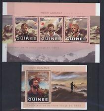 Guinea 2013 - Rotes Kreuz - Henri Dunant - Nobelpreis - Croix-Rouge - Red cross