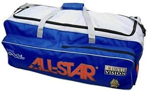 All-Star BBPRO2 Pro Deluxe Catcher's Bag Duffle Bag Royal