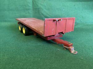 Britains Farm Vintage Tractor Flatbed  Trailer