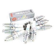 8x Land Rover Range Rover MK2 4.6 Genuine NGK Laser Platinum Spark Plugs