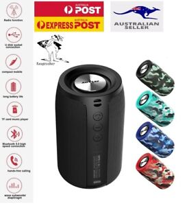 Bluetooth Speaker Portable Wireless Waterproof Super Bass TWS