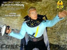 1/6 Larry Buster Crabbe is FLASH GORDON Figure Cast-A-Way Toys Go Hero 2010 MIB