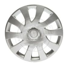 """16/"""" Whell trims wheel covers fit Renault Master 2010-on 4x16 inches gunmetal"""