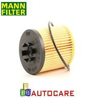 Mann Oil Filter For Opel/Vauxhall Corsa C 1.2 1.4 Twinport 1.0 16V