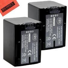 BM NP-FV70 2X Batteries For Sony HDR-PJ50,PJ200,PJ230,PJ260V,PJ340,PJ380,PJ430V