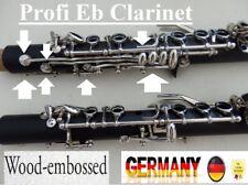 Sopranino Es /Eb Klarinette E♭ clarinet Clarinetto Piccolo clarinete afina