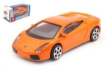 Modellino auto scala 1:43 Burago LAMBORGHINI GALLARDO diecast modellismo statico