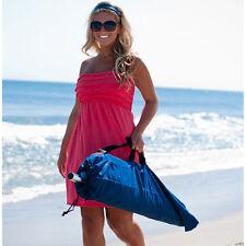 """Navy Blue Beach Umbrella Carry Bag 53 Inches Length  x 12"""" Wide"""
