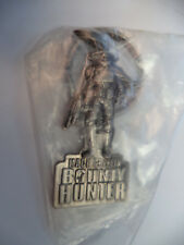 MACE GRIFFIN BOUNTY HUNTER Metal Keychain expo E3 PAx EXCLUSIVE PROMO SWAG