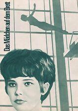 Progress Filmprogramm Das Mädchen auf dem Brett