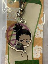 Naruto: Shikamaru Nara Acrylic Keychain 100% Authentic
