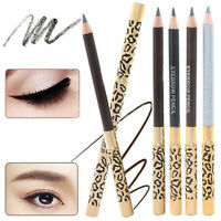5 Colors Waterproof Eyebrow Pencil Eye Brow Eyeliner Pen With Brush Makeup Tools