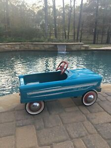 VINTAGE ORIGINAL Condition  Murray Tee Bird Pedal Car 1960's