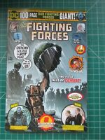 DC OUR FIGHTING FORCES WALMART EXCLUSIVE 100-PAGE GIANT #1 NEW JIM LEE BATMAN