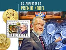 Guinea-Bissau 2016 MNH Nobel Prize Winners Physics Duncan Haldane 1v S/S Stamps