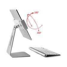 Highend Aluminum desk Stand Holder for iPad, IPAD PRO/Samsung Galaxy,Tablet