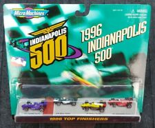 Micro Machines Indianapolis 500 1996 Top Finishers Collection Vehicle Set Galoob
