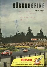 NURBURGRING Magazine April 1964