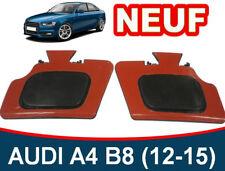 CACHE TROU LAVE PHARES GICLEUR DROIT AUDI A4 S4 B8 8K LIFT (12-15) * NEUF