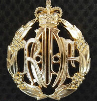 *KOREA VIETNAM IRAQ AFGHANISTAN WAR ROYAL AUSTRALIAN AIR FORCE UNIFORM CAP BADGE