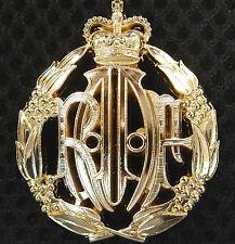 Korea Vietnam Iraq Afghanistan War Royal Australian Air Force Uniform Cap Badge