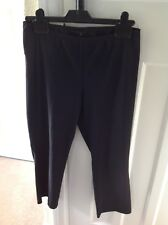 Casall Black Gym / Workout pants with Belt Loops  Size Large