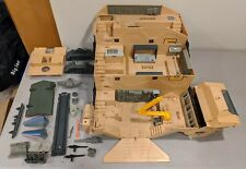 Vintage 1987 GI Joe MOBILE COMMAND CENTER Vehicle With Lots of Parts