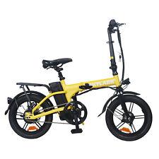 NAKTO Skylark Folding Electric Bicycle 16