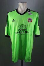 Sheffield United Trikot Gr. XL XXL 3XL Jersey 2015-16 Shirt Jersey Away Adidas