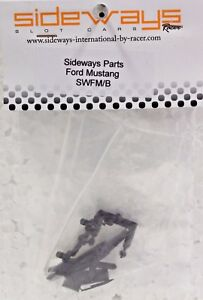 SIDEWAYS SWFM/B FORD MUSTANG PLASTIC DETAIL PARTS NEW 1/32