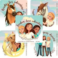 25 Spirit Riding Free Horse Stickers Party Favors Teacher Supply Pony pals