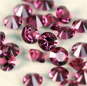 10mm Aubergine Scatter Crystals Wedding Table Decoration Acrylic Confetti Diamon