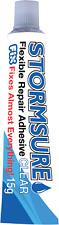 Stormsure Flexible Réparation Adhésif Transparent (5g 3x5g 15g 90g)