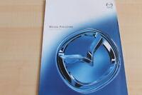 112652) Mazda 323 6 Demio Premacy MX-5 - Preise & Extras - Prospekt 01/2003