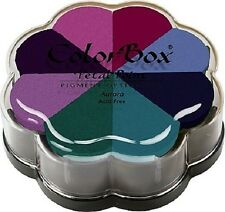 Color Box Petal Point AURORA Pigment Ink Pad Clearsnap Brand NEW! 8 Colors