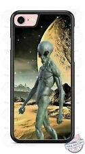 Alien Planet Sci-Fi Extraterrestrial Phone Case Cover For iPhone Samsung Moto LG
