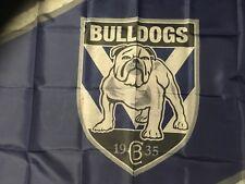 Banner Sydney FOOTBALL CLUB man cave flag print poster NRL Canterbury bull dogs