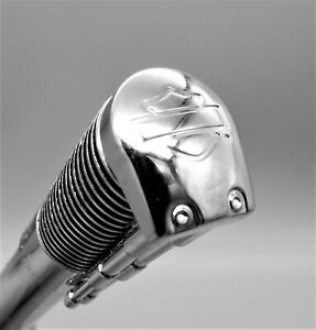 Waterman Harley Davidson Ball Pen Twist Open Chrome