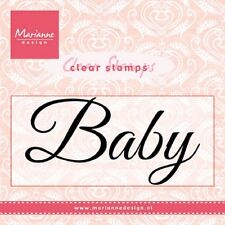 Marianne Design Chiaro TIMBRI Baby cs0958 65 x 35mm