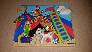 Playmobil 123 Cirkus Puzzle 6747 - neuwertig **TOP**