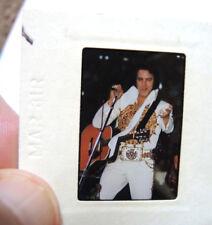 ELVIS Presley 35mm KODAK color slide PHOTO 1977 Sean Shaver TV special #8