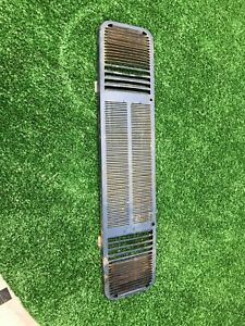 1965 1966 Mustang Used Original Defroster Duct & Radio Speaker Dash Grill