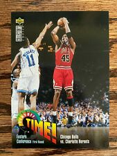 1995-96 Collectors Choice Michael Jordan #143 Bulls (A3F)