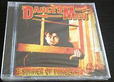 Dangermen Summer Of Danger CD Aussie punk ala Saints Sealed CD 2004 wild eagle 7
