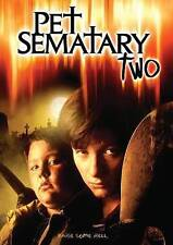 PET SEMETARY II (DVD, 2013) NEW