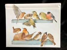 Marjolein Bastin Hallmark Cards Birds on feeder Snapshot Photo Album
