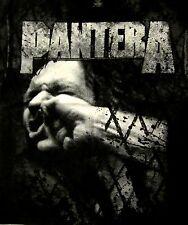 PANTERA cd cvr VULGAR DISPLAY OF POWER ALL OVER Official SHIRT MED new