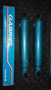 Mahindra MM540 CJ340 Willys Cj2a Cj3a Cj3b Cj5 THAR Jeep Shock Absorber Set of 2