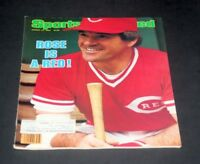 SPORTS ILLUSTRATED AUGUST 27 1984 PETE ROSE